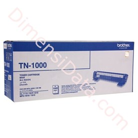 Jual Tinta / Cartridge BROTHER Toner [TN-1000]